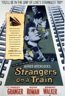 مشاهدة وتحميل فلم Strangers on a Train الغرباء على القطار اونلاين