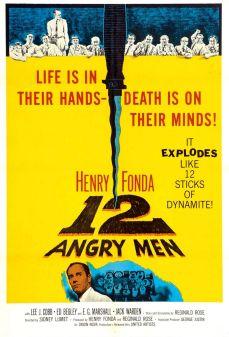 مشاهدة وتحميل فلم 12 Angry Men 12 رجلا غاضبا اونلاين