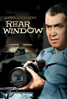 مشاهدة وتحميل فلم Rear Window النافذة الخلفية اونلاين