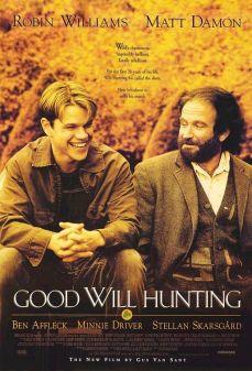 مشاهدة وتحميل فلم Good Will Hunting صيد النوايا الحسنة اونلاين