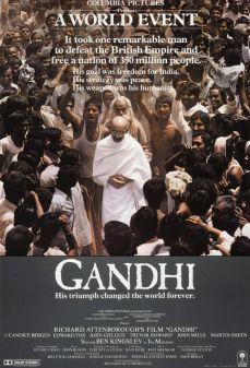 مشاهدة وتحميل فلم Gandhi غاندي اونلاين