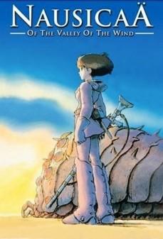 مشاهدة وتحميل فلم Nausicaä of the Valley of the Wind الأميرة