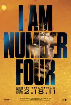 مشاهدة وتحميل فلم I Am Number Four أنا رقم أربعة اونلاين
