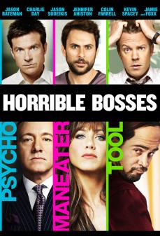 مشاهدة وتحميل فلم Horrible Bosses المدراء السيئين اونلاين
