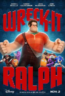 مشاهدة وتحميل فلم Wreck-It Ralph حطام ورالف اونلاين
