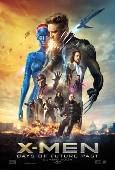 مشاهدة وتحميل فلم X-Men: Days of Future Past الرجل X : ايام المستقبل اونلاين