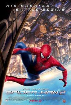 مشاهدة وتحميل فلم The Amazing Spider-Man 2 الرجل العنكبوت المذهل 2 اونلاين
