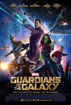 مشاهدة وتحميل فلم Guardians of the Galaxy الأوصياء على غالاكسي اونلاين