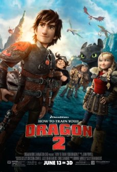 مشاهدة وتحميل فلم How to Train Your Dragon 2 كيف تدريب تنينك 2 اونلاين