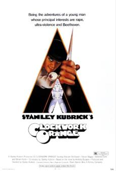 مشاهدة وتحميل فلم A Clockwork Orange الالة البرتقالية اونلاين