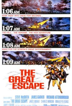 مشاهدة وتحميل فلم The Great Escape الهروب الكبير اونلاين