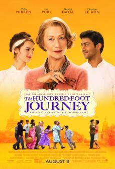 مشاهدة وتحميل فلم The Hundred-Foot Journey رحلة بعد المائة القدم اونلاين