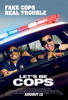 مشاهدة وتحميل فلم Let's Be Cops فلنصبح رجال شرطة اونلاين