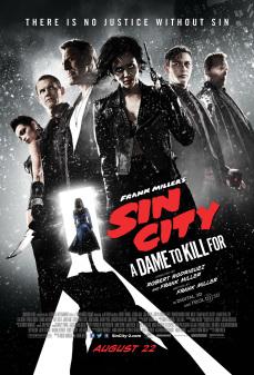 مشاهدة وتحميل فلم Sin City: A Dame to Kill For مدينة الخطيئة: دام للقتل اونلاين