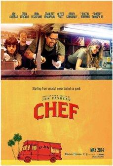 مشاهدة وتحميل فلم Chef الطاهي اونلاين