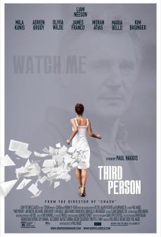 مشاهدة وتحميل فلم Third Person الشخص الثالث اونلاين