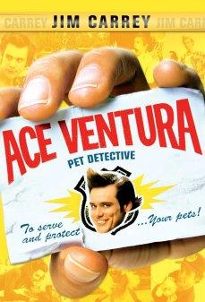 مشاهدة وتحميل فلم Ace Ventura: Pet Detective ايس فنتورا: مخبر الحيوانات الأليفة اونلاين