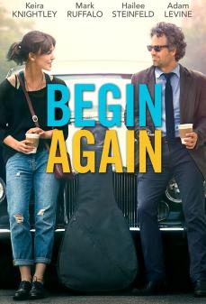 مشاهدة وتحميل فلم Begin Again ابدء من جديد اونلاين
