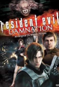 مشاهدة وتحميل فلم Resident Evil: Damnation  اونلاين