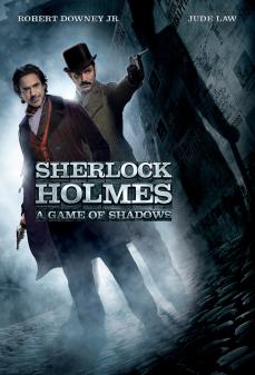 مشاهدة وتحميل فلم Sherlock Holmes: A Game of Shadows شارلك هولمز : ظلال اللعبة اونلاين