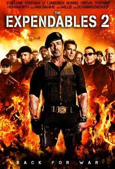 مشاهدة وتحميل فلم The Expendables 2 المرتزقة 2 اونلاين