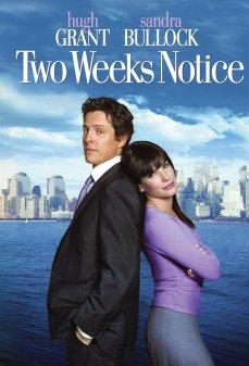 مشاهدة وتحميل فلم Two Weeks Notice إشعار لمدة إسبوعين اونلاين