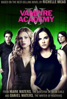 مشاهدة وتحميل فلم Vampire Academy اكاديمية مصاصي الدماء اونلاين