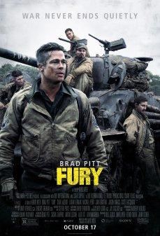 مشاهدة وتحميل فلم Fury ضراوة  اونلاين