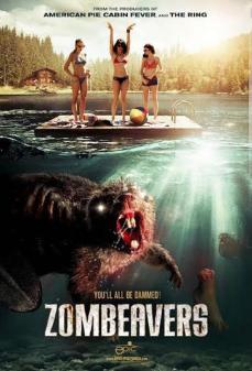 مشاهدة وتحميل فلم Zombeavers  اونلاين