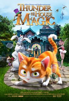 مشاهدة وتحميل فلم Thunder and the House of Magic الرعد وبيت السحر اونلاين