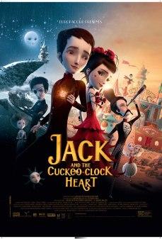 مشاهدة وتحميل فلم Jack and the Cuckoo-Clock Heart جاك والقلب الوقواق على مدار الساعة اونلاين
