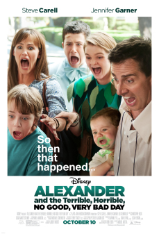 مشاهدة وتحميل فلم Alexander and the Terrible, Horrible, No Good, Very Bad Day  اونلاين