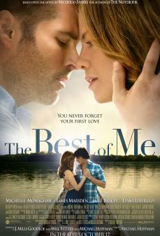 مشاهدة وتحميل فلم The Best of Me  اونلاين