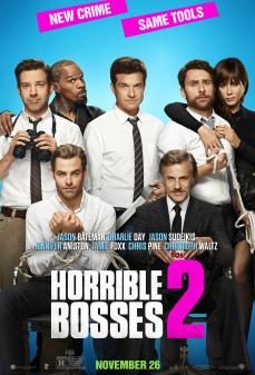 مشاهدة وتحميل فلم Horrible Bosses 2 أسوأ المديرين 2 اونلاين