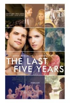 مشاهدة وتحميل فلم The Last Five Years الخمس سنوات الأخيرة  اونلاين