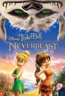 مشاهدة وتحميل فلم Tinker Bell and the Legend of the NeverBeast تينكر بيل وأسطورة أبدا الوحش اونلاين