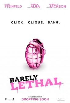 مشاهدة وتحميل فلم Barely Lethal قاتل بالكاد  اونلاين