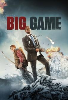 مشاهدة وتحميل فلم Big Game اللعبة الكبيرة  اونلاين