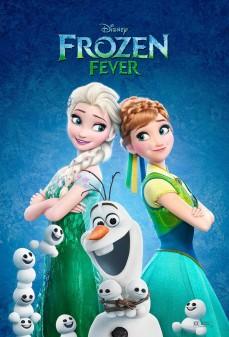 مشاهدة وتحميل فلم Frozen Fever فروزن للأبد  اونلاين