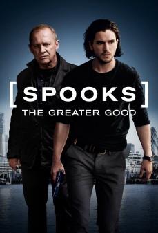 مشاهدة وتحميل فلم Spooks: The Greater Good أشباح: المصلحة العظمى  اونلاين
