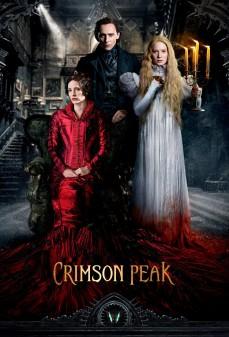 مشاهدة وتحميل فلم Crimson Peak القمة الحمراء  اونلاين