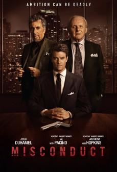 مشاهدة وتحميل فلم Misconduct سوء إدارة  اونلاين