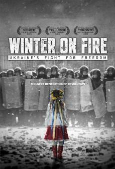 مشاهدة وتحميل فلم Winter on Fire: Ukraine's Fight for Freedom شتاء على النار: معركة أوكرانيا ﻷجل الحرية  اونلاين