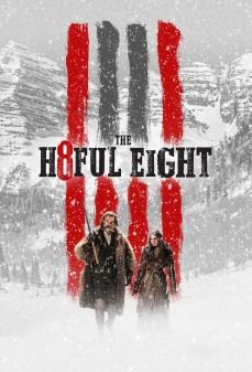 مشاهدة وتحميل فلم The Hateful Eight الثمانية المكروهون اونلاين