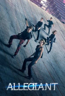 مشاهدة وتحميل فلم The Divergent Series: Allegiant سلسلة المختلفة: المخلصة اونلاين