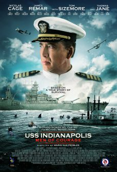 مشاهدة وتحميل فلم USS Indianapolis: Men of Courage المُدمرة إنديانابوليس: رجال الشجاعة اونلاين