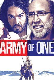 مشاهدة وتحميل فلم Army of One جيش من واحد اونلاين