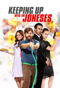 مشاهدة وتحميل فلم Keeping Up with the Joneses مواكبة آل جونز اونلاين