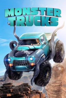 مشاهدة وتحميل فلم Monster Trucks المحركات العملاقة اونلاين