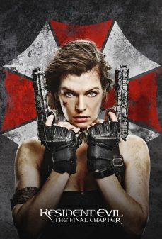 مشاهدة وتحميل فلم Resident Evil: The Final Chapter الشر المُقيم 6: الفصل الأخير اونلاين